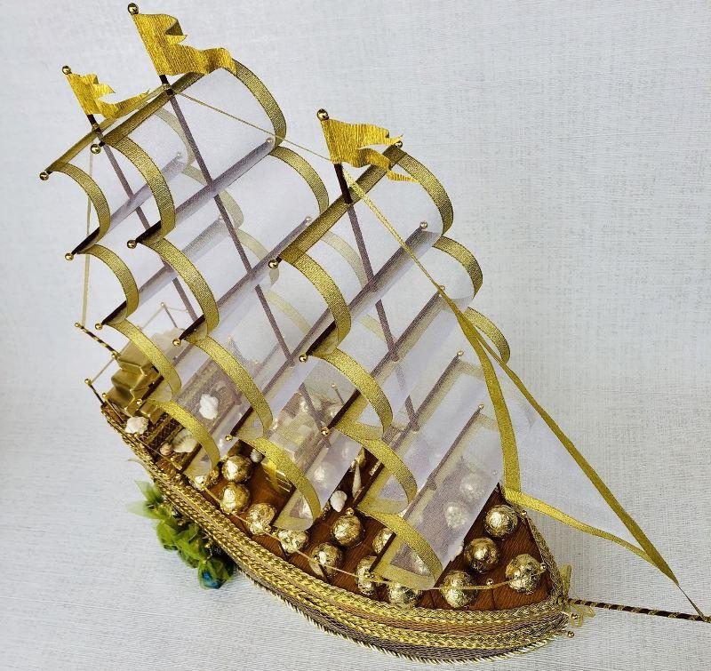 Подарок моряку-сладкоежке
