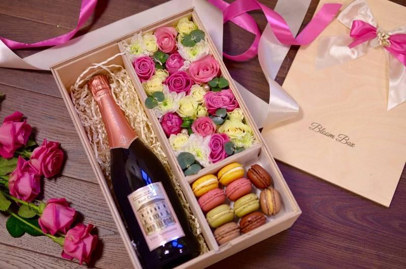 Шампанское на день рождения