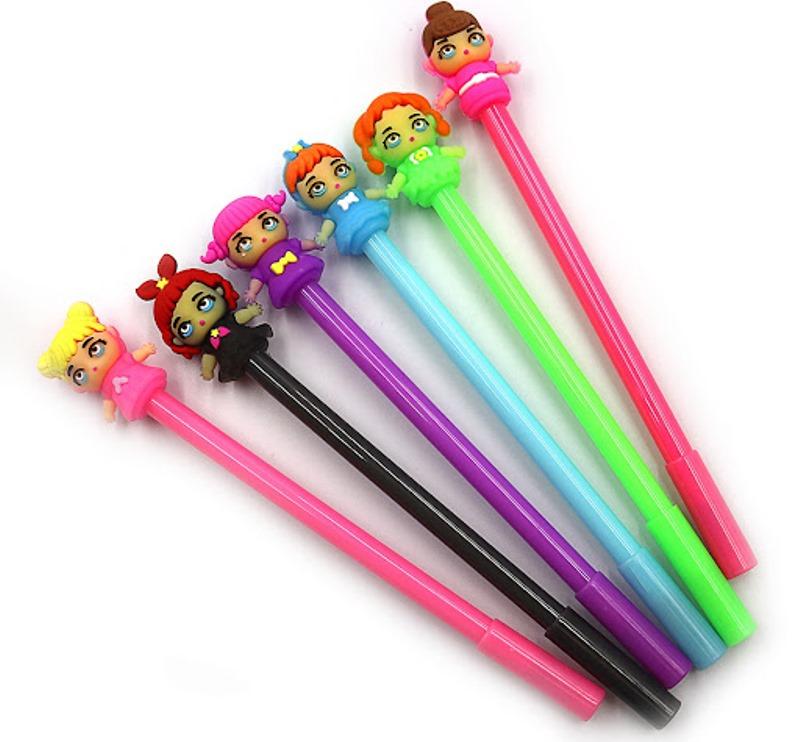 Ручка или карандаш со съемной игрушкой