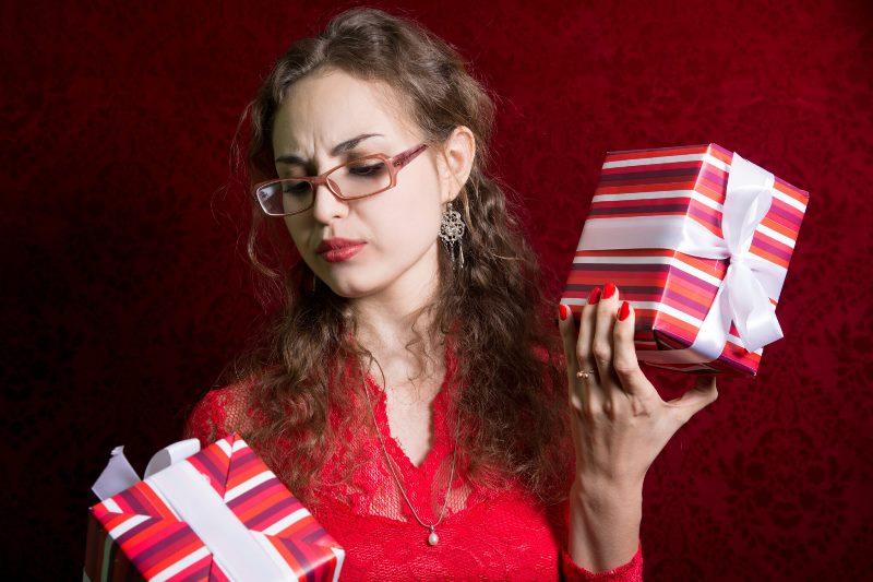 Не стоит передаривать подарки